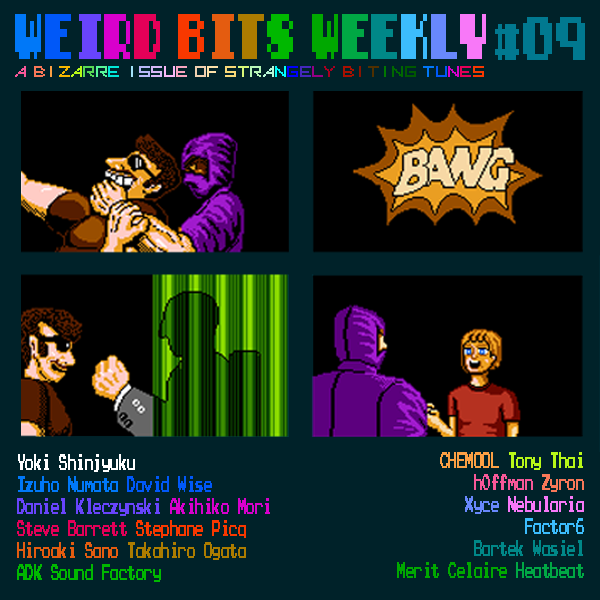 00 Weird Bits Weekly #09_ The devil's not so black as he is painted